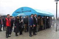 OSMANPAŞA - Turhal'da 1.Fidan Dikim Şenliği Düzenlendi.