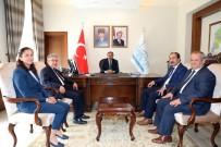 MADDE BAĞIMLILIĞI - Türkiye Yeşilay Cemiyeti Burdur Şubesi'nin Kuruluş Çalışmaları Tamamlandı