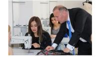 REKTÖR - Üniversite Destekleme Vakfı'ndan Meslek Yüksekokulu'na Bağış