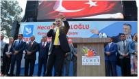 ALEYNA - Yeni Başkandan Eski Yönetime Usulsüz Harcama Suçlaması