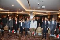 SAĞLıK BAKANLıĞı - 1. Malatya Uluslar Arası Diş Hekimliği Kongresi Yapıldı