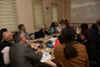 TÜRKMENISTAN - 2019 Türk Dünyası Turizm Çalıştayı İnönü'de