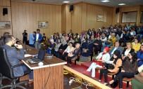 İŞ GÜVENLİĞİ - Akdeniz Belediyesi'nden Personele İş Güvenliği Eğitimi