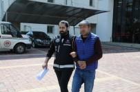 ANTALYA - Antalya'da Silah Ticareti Suçundan Hapis Cezası Bulunan Şüpheli Yakalandı