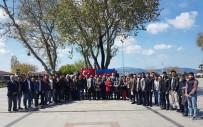 BASIN AÇIKLAMASI - Azerbaycan Nisan Şehitleri Anıldı