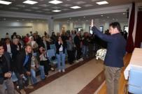 İHBAR HATTI - Başkan Aras Açıklaması 'Bodrum'da Görüntü Kirliliğine İzin Vermeyeceğim'