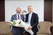 SAMIMIYET - Başkan Çolakbayrakdar Açıklaması 'Sporun Merkezi Kocasinan'