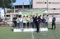 İL MİLLİ EĞİTİM MÜDÜRÜ - Biga'da Minikler Futbol Turnuvası