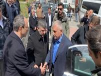 DİYANET İŞLERİ BAŞKANI - Binali Yıldırım, Sultanbeyli'de Cami Açılışına Katıldı