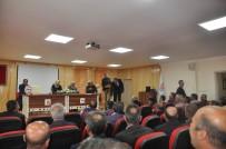 TOPLANTI - Bulanık'ta 'Mütevelli Heyeti' Seçimi
