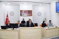 TOPLANTI - Büyükşehir Belediyesi Nisan Toplantıları Sona Erdi