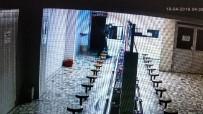 YENIDOĞAN - Cami Tuvaletinden Hırsızlık Yapan Şahıs Güvenlik Kamerasına Yakalandı