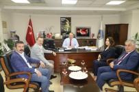 CUMHURİYET HALK PARTİSİ - CHP'li Balaban'dan Başkan Akın'a Övgü