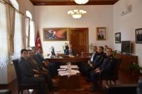 JANDARMA KOMUTANI - Çocuk Koruma Kanunu Koordinasyon Kurulu Toplantısı Yapıldı