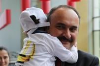 EDİRNE - Çocuklar 23 Nisan'ı Edirne Valisi Canalp İle Birlikte Erken Karşıladı