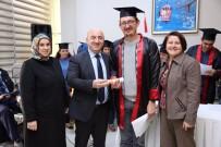 Darıca'da Engelli Vatandaşlar Diplomalarını Aldı