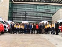 Denizli'de 112 Acil Serviste Ambulans Sayısı 112'Ye Yükseldi