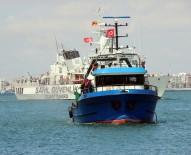 JANDARMA KOMUTANI - Dev Operasyonla Ele Geçirilen 5 Ton Uyuşturucu İzmir'e Getirildi