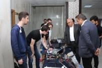 TEKNOLOJI - Erdemli'de 'İşletmecilik Ve Teknoloji Zirvesi' Başladı