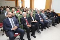 TOPLANTI - ERÜ Tıp Fakültesi Tarafından Prof. Dr. Ertuğrul Mirza İçin Emeklilik Töreni Düzenlendi