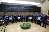 TOPLUM DESTEKLI POLISLIK - 'Gelecek Benim' Projesine Ödül