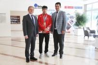 İHLAS - İhlas Koleji'nden Furkan Taş, Zafer Kupası'nda Şampiyon Oldu