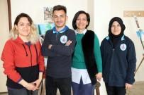 İŞİTME ENGELLİ - İşitme Engelli Öğrencilerden Muhteşem Eserler