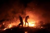 İSRAIL - İsrail'den Gazze'ye Top Saldırısı
