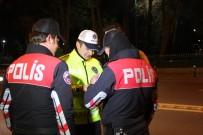 POLİS HELİKOPTERİ - İstanbul'da Helikopter Destekli Yeditepe Huzur Uygulaması