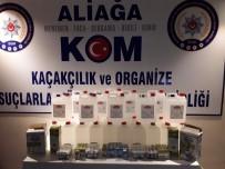 KAÇAK - İzmir'de Sahte İçki Operasyonu