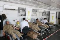 Jandarma'dan Kan Bağışı Desteği