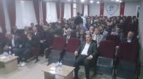 TOPLANTI - Kahta'da Okul Müdürleri Toplantısı Yapıldı