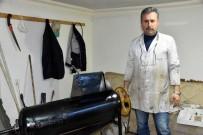Kendi İmkanları İle Mısır Ayıklama Makinesi Yaptı