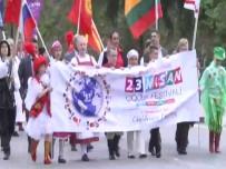 KUZEY KıBRıS TÜRK CUMHURIYETI - KKTC'de 23 Nisan Çocuk Festivali Açılışı Coşkuyla Başladı