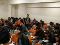 SAĞLIK MESLEK LİSESİ - Kütahya'da Avcı Eğitim Kursu
