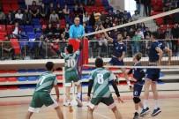 ELEME MAÇLARI - KYK Voleybol Türkiye Finali Grup Eleme Maçları Sona Erdi