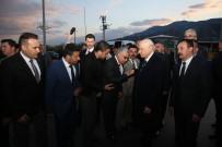MUSTAFA AKSOY - MHP Genel Başkanı Bahçeli Antalya'da