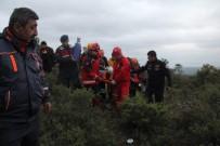 İHLAS - (Özel) Bursa'da 12 Saatlik Seferberlik 6 Defineciyi Hayata Bağladı...Mağaranın İçi Böyle Görüntülendi