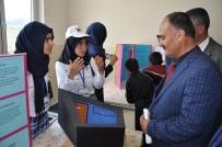 MEHMET TÜRK - Sincik'te 'TÜBİTAK 4006 Bilim Fuarı' Sergisi Açıldı