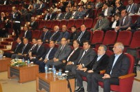 REKTÖR - Şırnak'ta Uluslararası Dengbejlik Kültürü Ve Dengbejler Sempozyumu Başladı