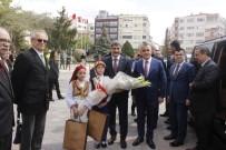 SINIR KAPISI - Türkiye Bulgaristan Arasında İlk Adım Atıldı