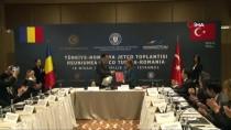 MİLYAR DOLAR - Türkiye-Romanya JETCO İmza Töreni