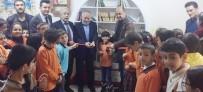TYB Erzurum Şubesi Okullara Kütüphane-Kitaplık Kurmaya Devam Ediyor