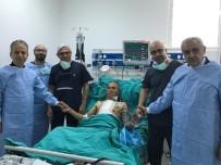 KALP YETMEZLİĞİ - Yavru Vatan Kıbrıs'ta İlk Canlı Kalp Nakli Gerçekleştirildi