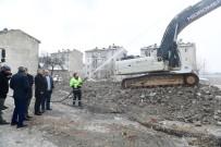 AHMET YESEVI - Yeşiltepe'nin Çehresi Kentsel Dönüşüm Projesi İle Değişiyor