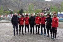 GÜNEŞLI - Yusufeli Akarsu Kano Slalom Bahar Kupası Yarışları Başladı