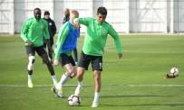 KAYACıK - Atiker Konyaspor, M. Başakşehir Hazırlıklarını Sürdürdü