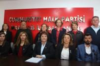 OSMAN GÜRÜN - CHP Marmaris İlçe Teşkilatı Seçim Sonuçlarını Değerlendirdi