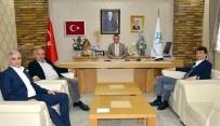 Dicle Elektrik'ten Bismil Kaymakamı Yüksel'e Teşekkür Ziyareti