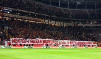 MUSTAFA CENGİZ - Galatasaray Taraftarlarından Başkan Cengiz'e Destek